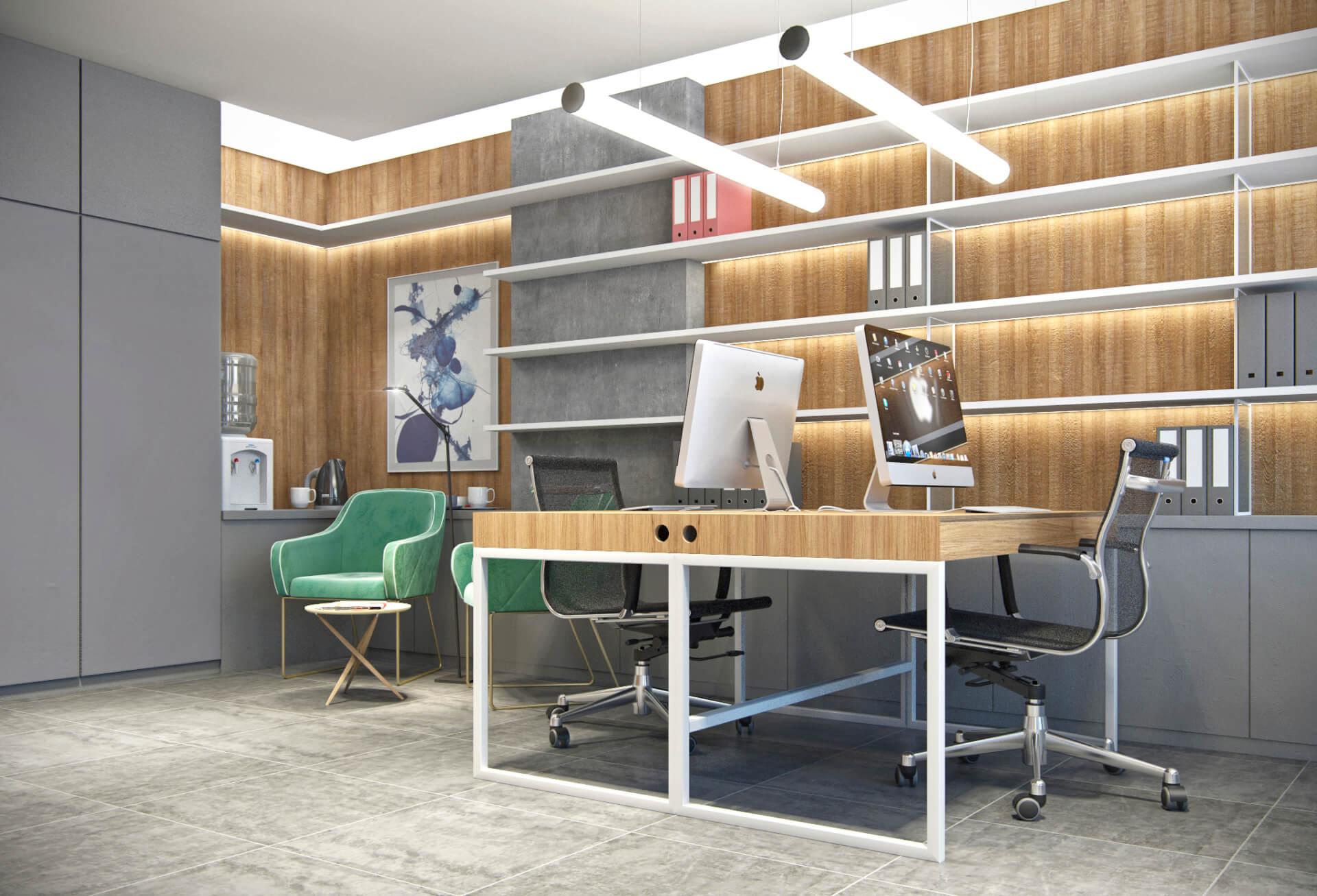 Офис 2 ракурс